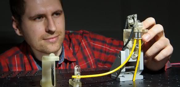 Ingenieur Marc Hill