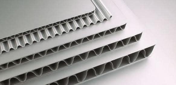 Metawell Aluminiumplatte