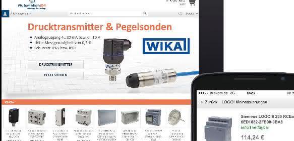 Online-Shops Automation24