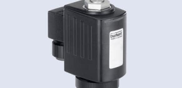 Magnetventil Typ 2610 von Bürkert