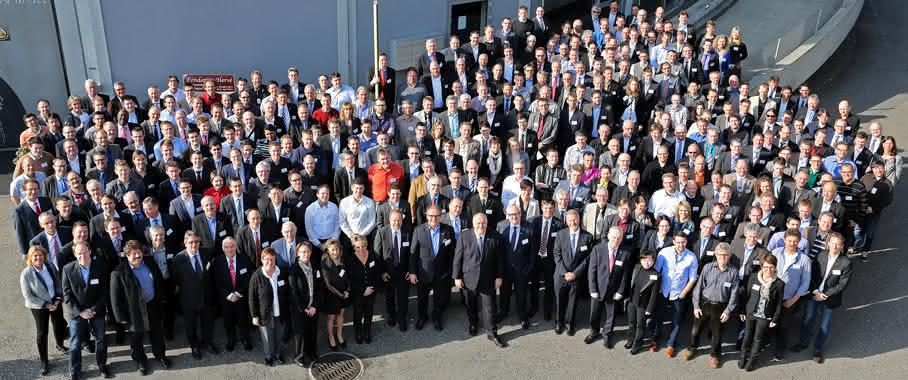 Endress Hauser Innovators Meeting 2015