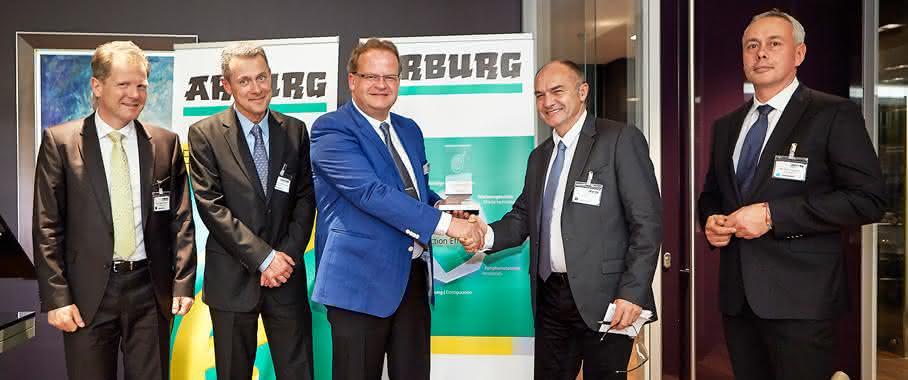 Arburg Efficiency Award