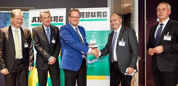 Arburg Efficiency Award