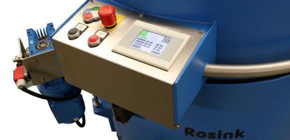 Steuerungslösung für kleine bis mittelgroße Teilereinigungsmaschinen: Rosink Control Unit