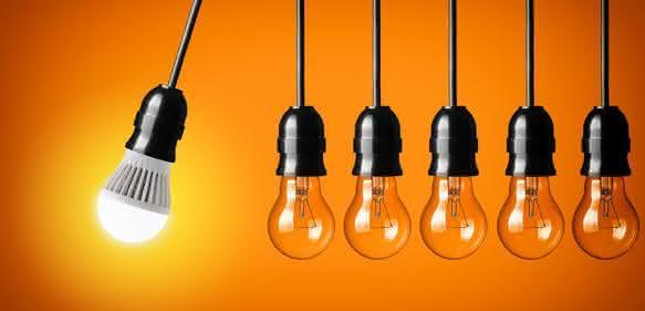 Besser sehen und sparen mit LED: Beleuchtung im Labor