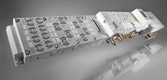 Pneumatikventilsystem-Innovation: Aventics nutzt Hochleistungspolyamid Kalix von Solvay