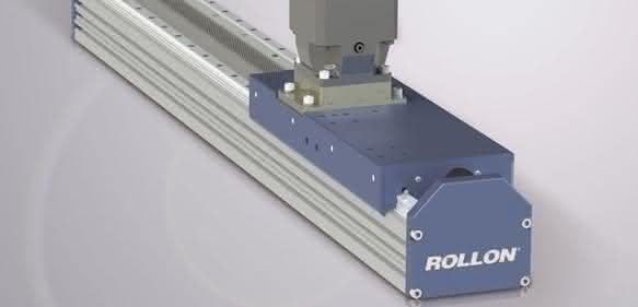 R-Plus System aus der Actuator Line von Rollon