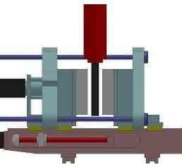 Servotechnik für schnellen und energiesparenden Antrieb: Neues effizientes Schließsystem für Blasformmaschinen