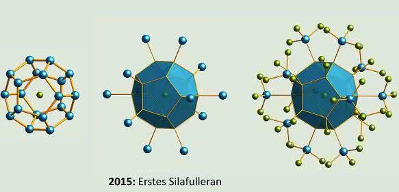 Si20-Dodekaeder