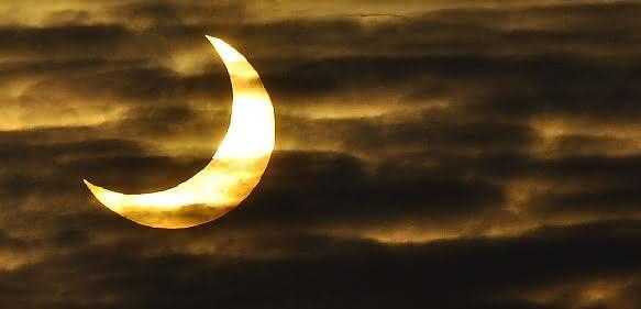 Sonnenfinsternis am 20. März