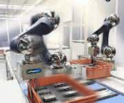 Produktionsautomatisierungen auf der Hannover Messe