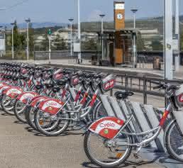 Smoove Fahrradstation