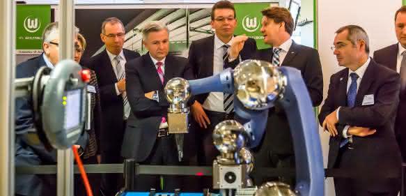 Innovative Logistics Solution Day bei Volkswagen
