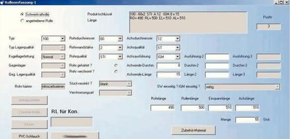 Variantenkonfigurator von Proalpha