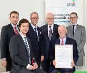 Gewinner Innovationspreis des Netzwerks Zenit
