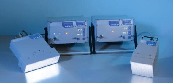 LED-Flächenstrahler Delolux
