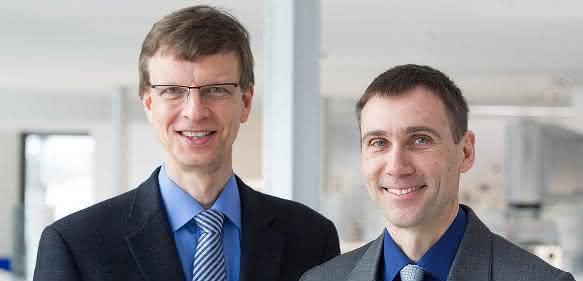 Dr. Michael Totzeck und Dr. Michael Kempe