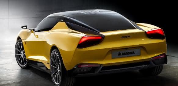 Hybrid-Sportwagen MilaPlus