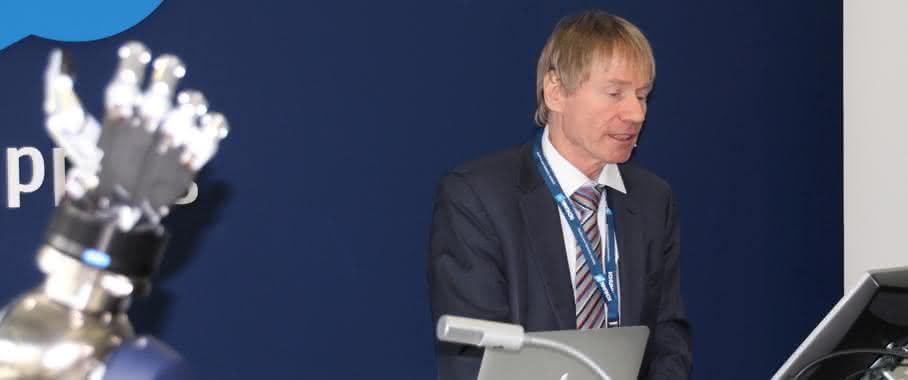 Expert Days bei Schunk: Bundesregierung fördert Industrie 4.0