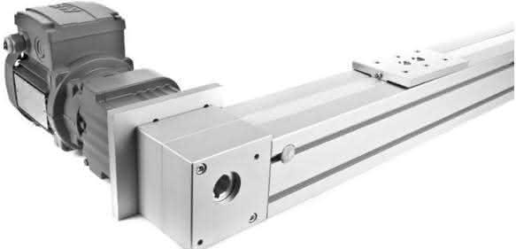 Minitec-Lineartechniksystem
