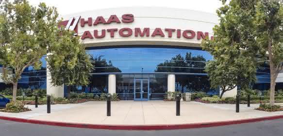 Haas Automation in Oxnard, Kalifornien