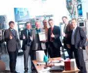 Vereint bei Deutschem Verpackungspreis siegreich: Zusammenspiel der Kräfte