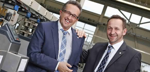 Daniel Huber und Joachim Huber: Aufnahme in das Lexikon der Weltmarktführer