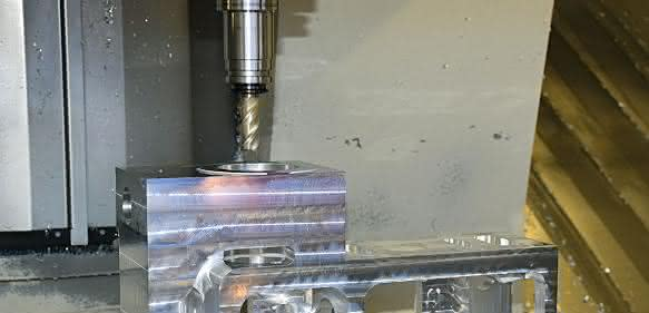 Bauteil für einen Massenspektrometer