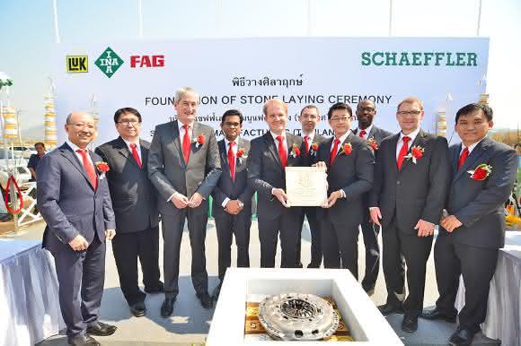 Schaeffler baut Fertigungskapazitäten in Asien aus: Autos für Asien