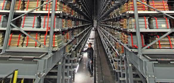 Die British Library sammelt Zeitungen aus drei Jahrhunderten: Das Mekka der Zeitungsarchivare