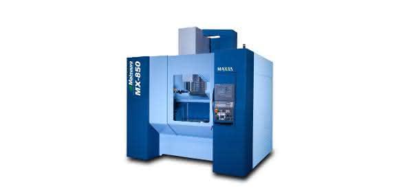 Matsuura 5-Achsen-Vertikal-Bearbeitungszentrum MX-850