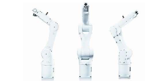 Kleinroboter von Kuka
