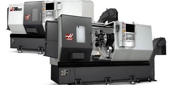 Drehzentren von Haas Automation