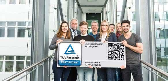 WAGO erhält das Gütesiegel des TÜV Rheinland