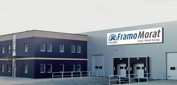 Franz Morat Group investiert kräftig: Produktionsverlagerungen nach Polen