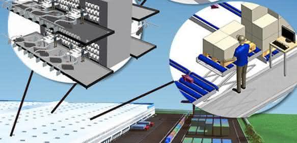 Logistikplanung: Aus einer Hand beraten