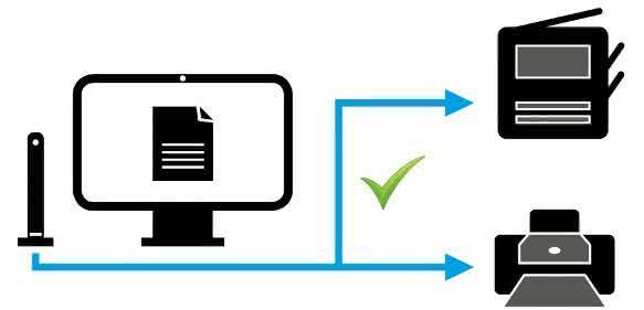 Print- und Output Management Lösung