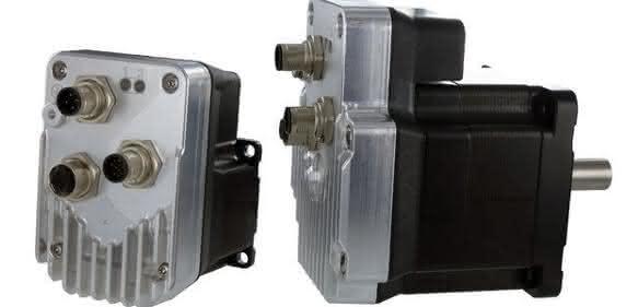 """Schrittmotorantriebe der Linie """"Lexium M Drive"""" NEMA 23 und 34 von Koco Motion"""