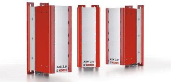 KEx 2.0 Energiespeicherfamilie von Michael Koch für einphasige Drive Controller