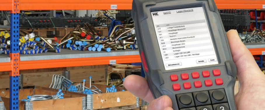 Kugler verbessert das Warehouse-Management: WMS mit Eventmonitoring