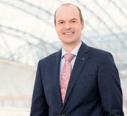 Markus Geisenberger, Geschäftsführer Leipziger Messe