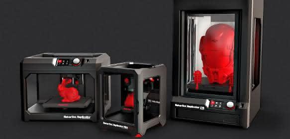 3D-Drucker von MakerBot