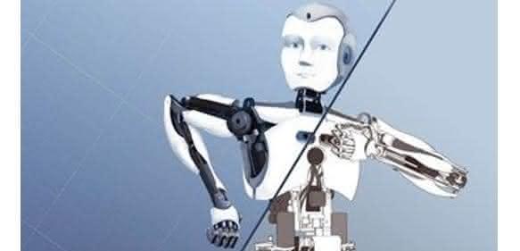 Roboter Byrun