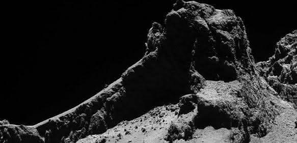 Komet 67P/Churyumov-Gerasimenko