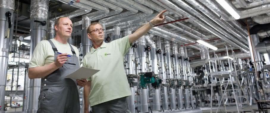 Energetische Inspektion