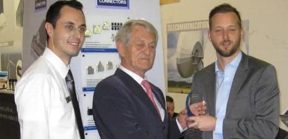 Damien Croft,  Adrian Robinson, Phil Dock