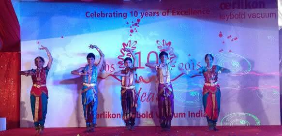 Indischer Tanz