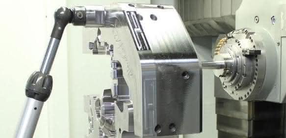 Aufspannsystem für Formteile
