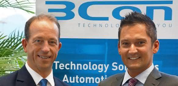 Nicolas Beyl und Hannes Auer