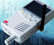 ZigBee-Sensor für Temperatur und Feuchte mit integriertem Datenlogger STH-01ZB von Acceed.